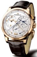 Swiss made watches: Jaeger LeCoultre Duomètre a Chronographe